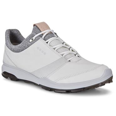 Ecco Ladies Biom Hybrid 3 Golf Shoes White