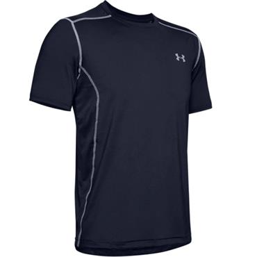 Under Armour Gents Raid T-Shirt Navy 410