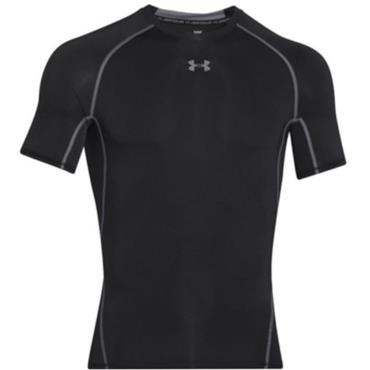 Under Armour Gents HeatGear Shirt Black