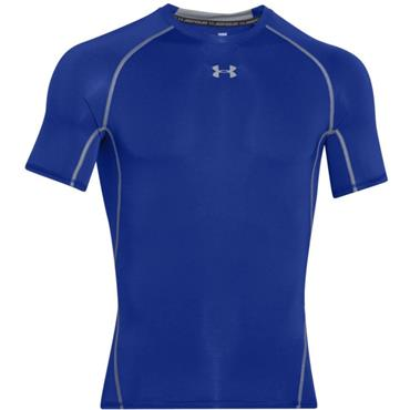 Under Armour Gents HeatGear Shirt Royal