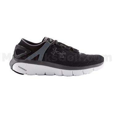 Under Armour Gym Gents Speedform Fortis Running Shoes Black - White