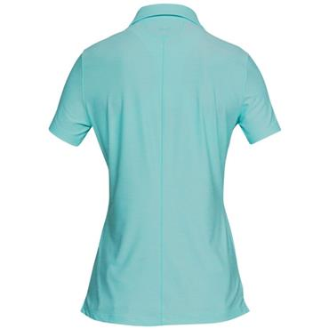 Under Armour Ladies Zinger Polo Shirt Tropical