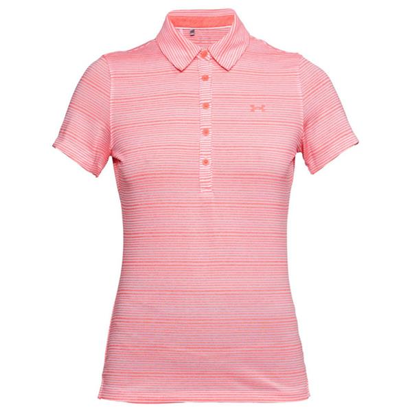 Under Armor Womens Zinger Printed Polo