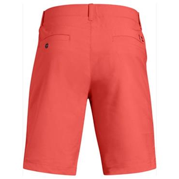Under Armour Gents Match Play Tapered Shorts Orange