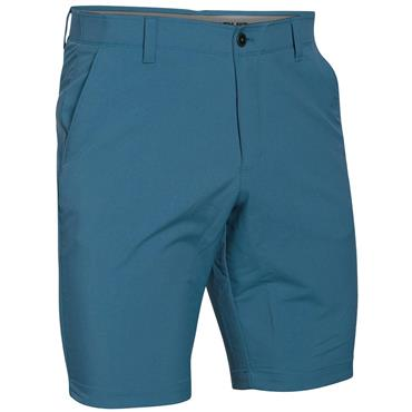 Under Armour Gents Match Play Tapered Shorts Blue (588)