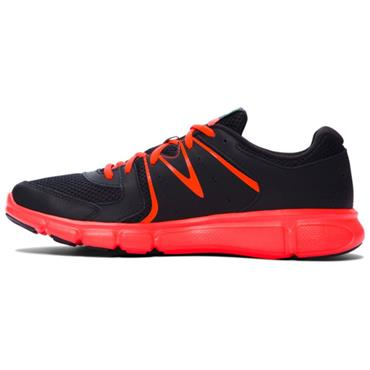 Under Armour Gents Thrill 2 Shoes Black - Orange