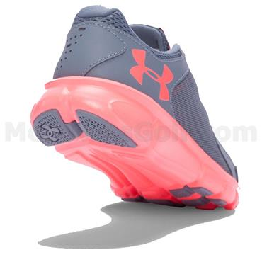 Under Armour Ladies Thrill 2 Shoes Gravel - Pink