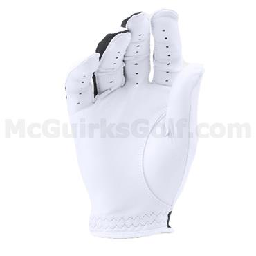 Under Armour Gents CoolSwitch Golf Left Hand Golf Glove White
