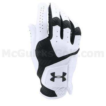 Under Armour Gents CoolSwitch Golf Left Hand Glove White