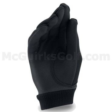Under Armour Ladies ColdGear Pair Of Winter Golf Gloves Black - White