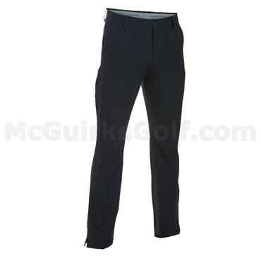 Under Armour Gents ColdGear Infrared Match Play Trousers -Tapered Leg Black