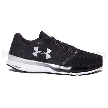 Under Armour Gents Charged Reckless Shoes Black - White