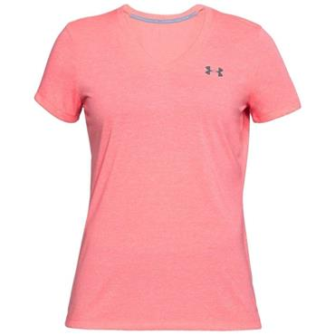 Under Armour Ladies Threadborne Train Twist Top Brilliance