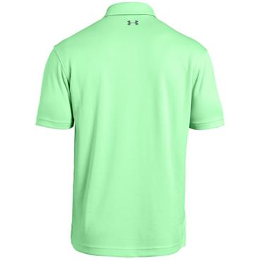 Under Armour Gents Tech Polo Shirt Green