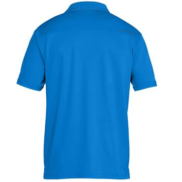 Under Armour Junior - Boys Performance Polo Shirt Blue Circuit
