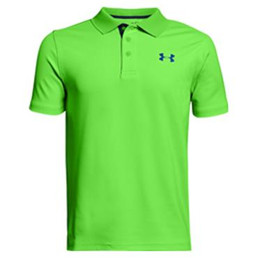Under Armour Junior - Boys Performance Polo Shirt Green