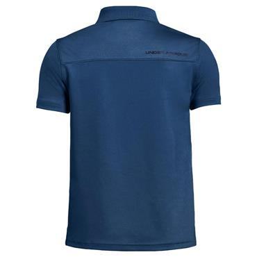 Under Armour Junior - Boys Performance Polo Shirt Blue