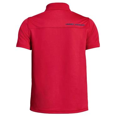 Under Armour Junior - Boys Performance Polo Shirt Red