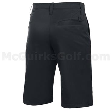 Under Armour Junior - Boys Match Play Shorts Black - Steel