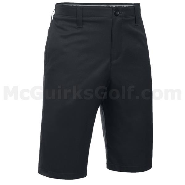 38d9dcb1ff Under Armour Junior - Boys Match Play Shorts Black - Steel