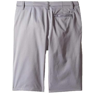 Under Armour Junior - Boys Match Play Shorts Grey