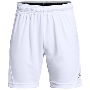 Under Armour Junior - Boys Challenger II Knit Shorts White