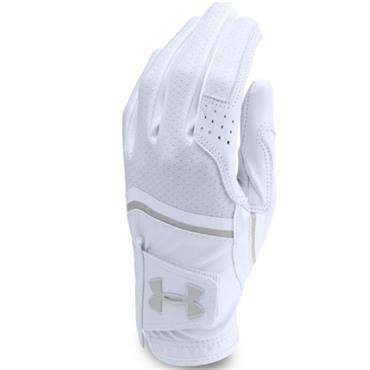Under Amour Ladies Coolswitch Golf Left Hand Golf Glove White
