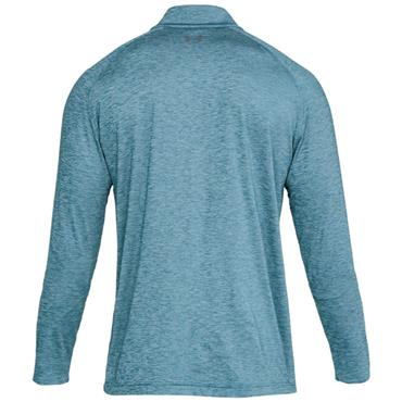 Under Armour Gents Playoff 1/4 Zip Warm-up Top Teal
