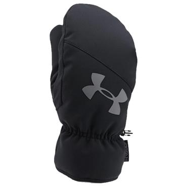 Under Armour Insulated Cart Mitts Black - Grey