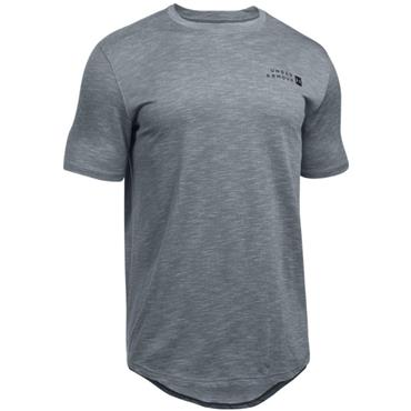 Under Armour Gents Sportstyle Core Shirt Steel