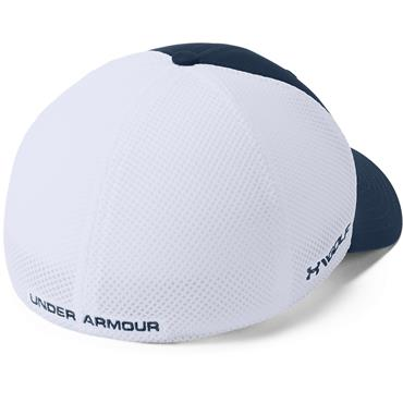 Under Armour Gents Microthread Mesh Cap Academy 408