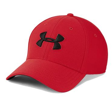 Under Armour Gents Blitzing 3.0 Cap Red