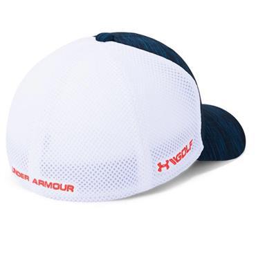 Under Armour Junior Microthread Golf Mesh Cap Blue