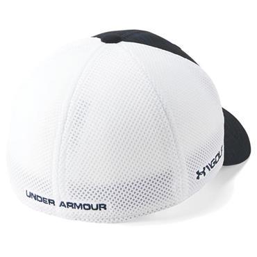 Under Armour Junior Microthread Golf Mesh Cap Navy