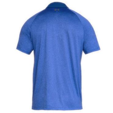 Under Armour Threadborne Polo Shirt Royal