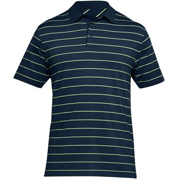 Under Armour Gents Playoff Polo Shirt Academy - Lime