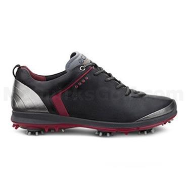 Ecco Gents Biom G 2 Golf Shoes Black - Brick