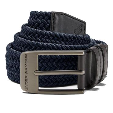 Under Armour Gents Braided Belt 2.0 Academy