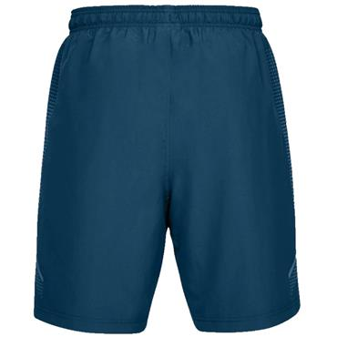 Under Armour Gents Woven Graphic Shorts Blue