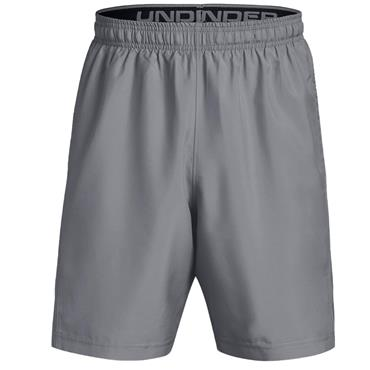 Under Armour Gents Woven Graphic Shorts Grey 035