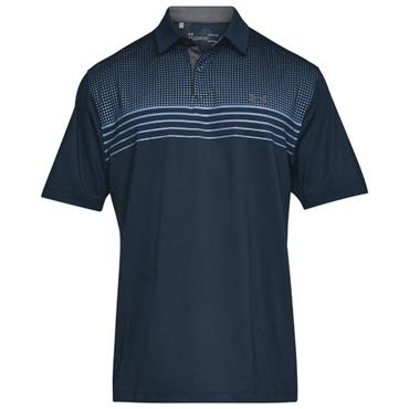 90b06d1882b Under Armour Gents CoolSwitch Launch Polo Shirt Navy ...