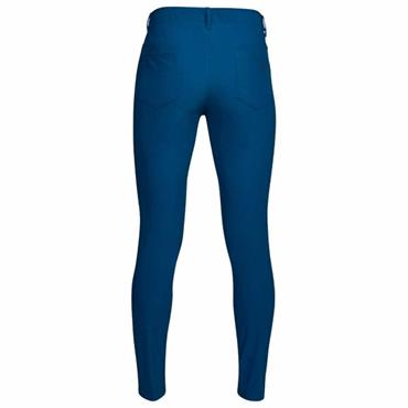 Under Armour Ladies Threadborne 5 Pocket Trousers Blue