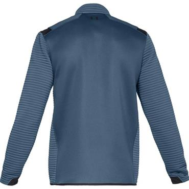 Under Armour Gents Storm Daytona 1/2 Zip Top Static Blue