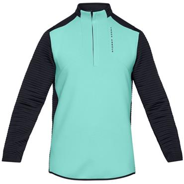 Under Armour Gents Storm Daytona 1/2 Zip Top Neo Blue