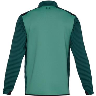 Under Armour Gents Storm Daytona 1/2 Zip Top Dust Green