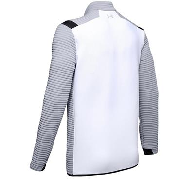 Under Armour Gents Storm Daytona 1/2 Zip Top White