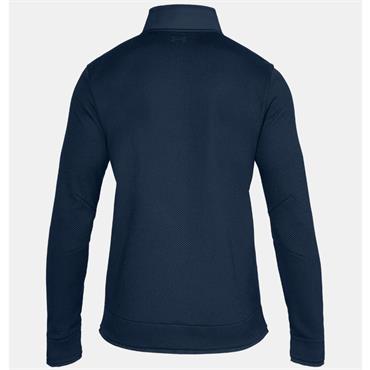 Under Armour Gents Snap Mock Sweaterfleece Academy