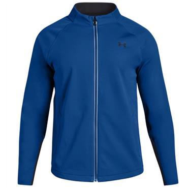 Under Armour Gents Storm Full Zip Jacket Royal Blue