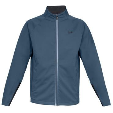 Under Armour Gents Storm Full Zip Jacket Static Blue