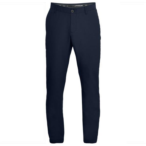 a6d5f9ad02487 Under Armour Gents ColdGear Infrared Showdown Tapered Trousers Navy ...